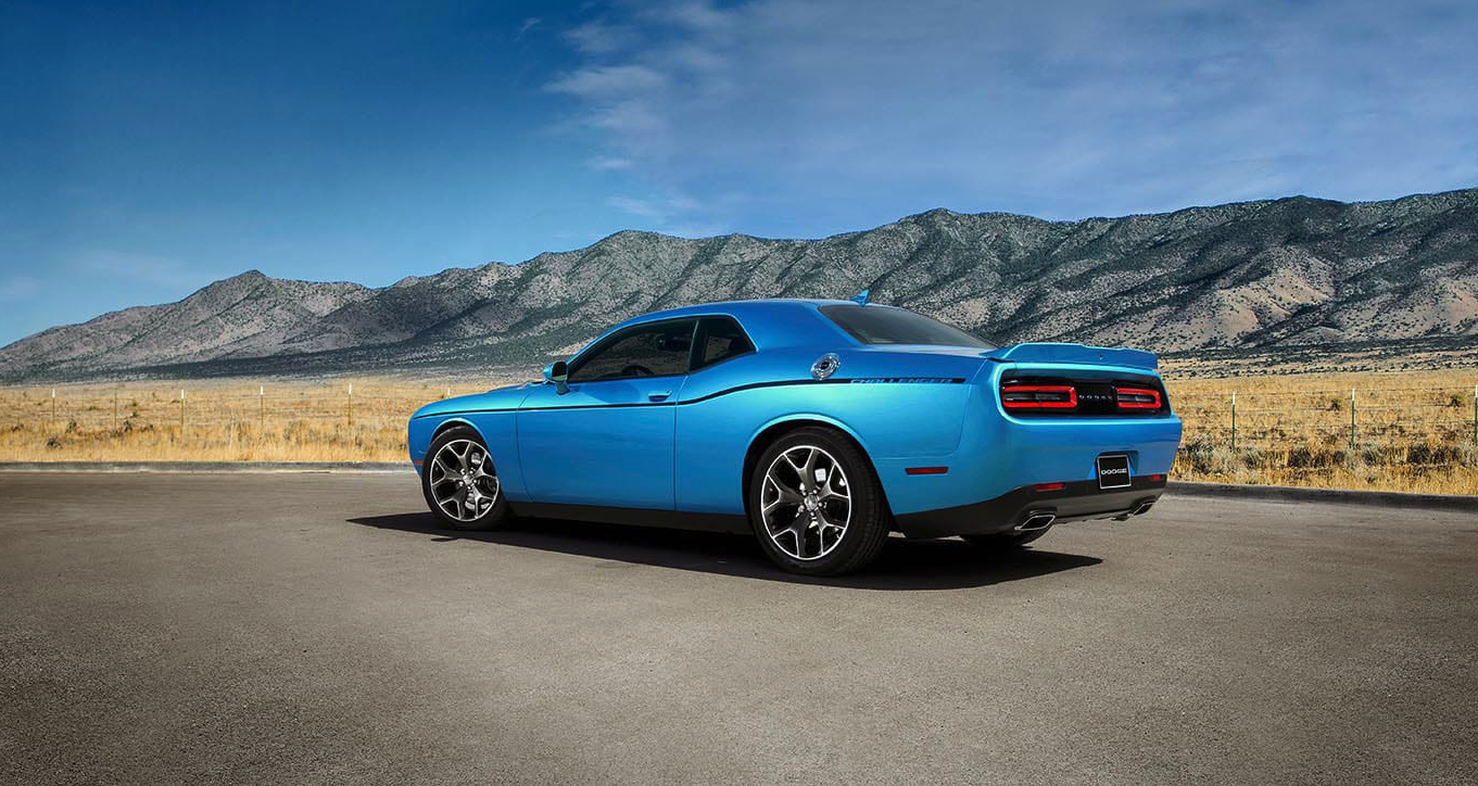 2015 Dodge Challenger near Richmond
