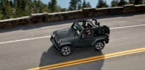 2017 Jeep Wrangler exterior