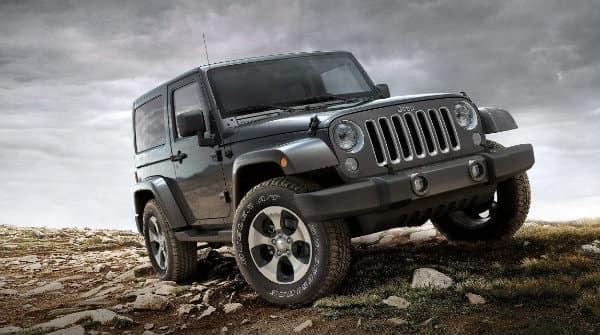 2017 Jeep Wrangler near Richmond