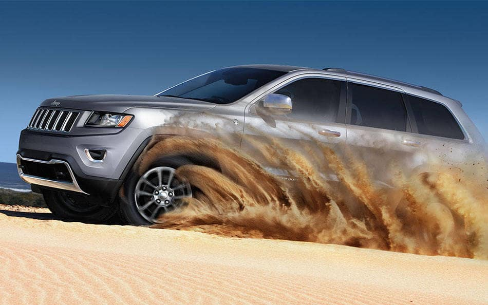 King George area 2016 Jeep Grand Cherokee dealer