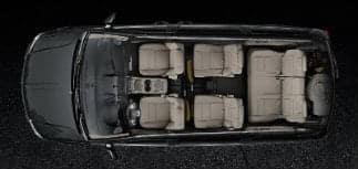 Dodge Caravan interior