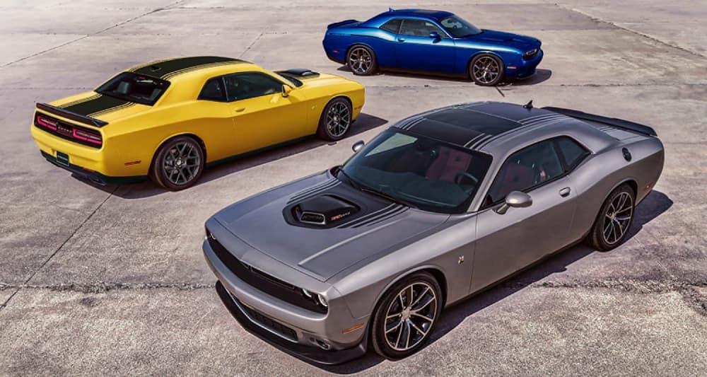 2018 Dodge Challenger available near Richmond