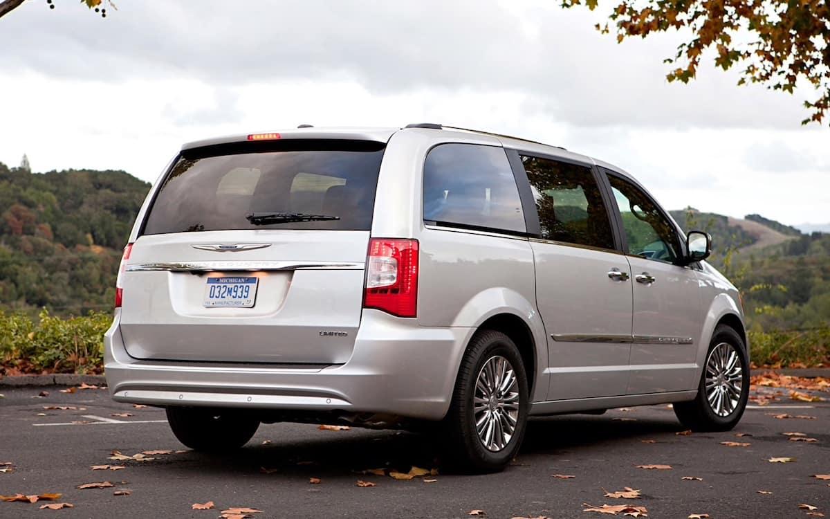 2013 Chrysler Town Country Safford Cjdr Of Warrenton