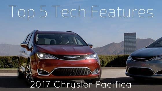 5 Tech Features