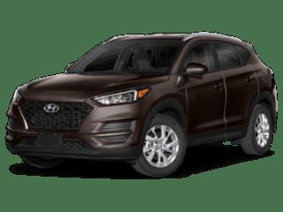 2019 black Hyundai Tucson
