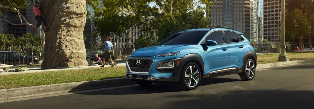 First Look - Hyundai Kona