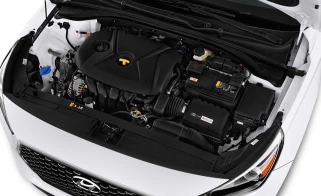 2018 Hyundai Elantra Performance Engine