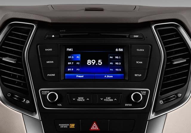 2018 Hyundai Santa Fe Technology available in Springfield VA
