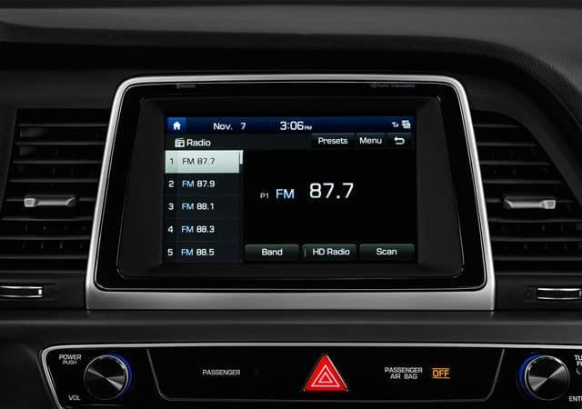 2018 Hyundai Sonata Technology available in Springfield VA