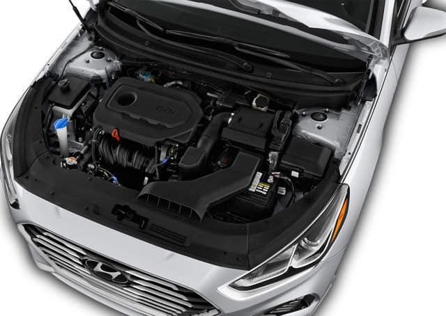 2018 Hyundai Sonata Performance Engine