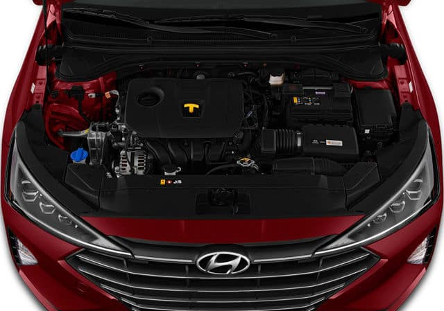 2019 Hyundai Elantra Performance Engine