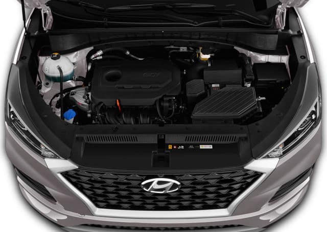 2019 Hyundai Tucson Performance Engine