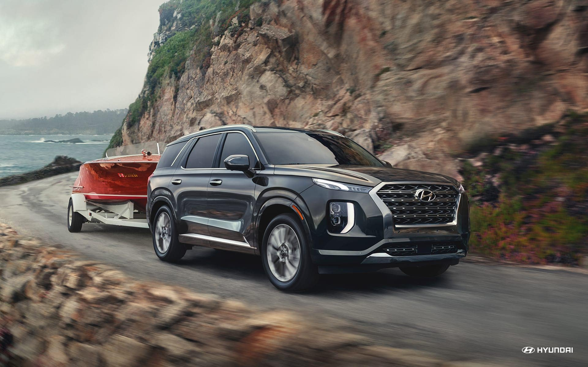 2020 Hyundai Palisade Performance Engine