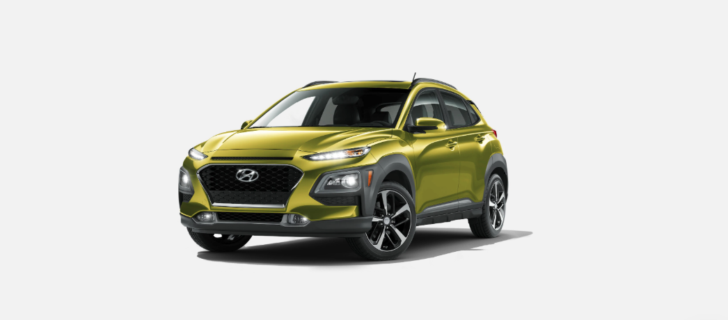 First Look Hyundai - Kona