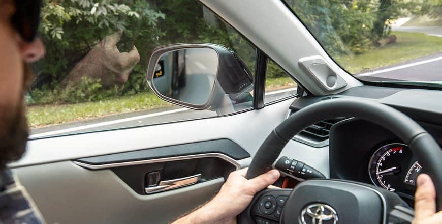 RAV4 Hybrid Safety