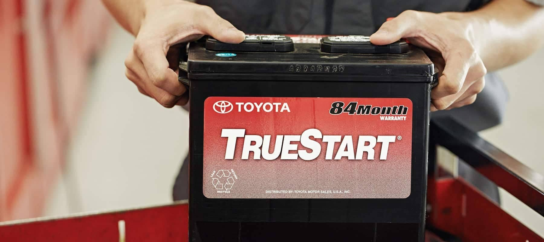 Toyota-Battery