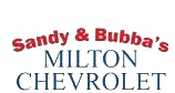 Sandy and Bubbas Milton Chevrolet Logo