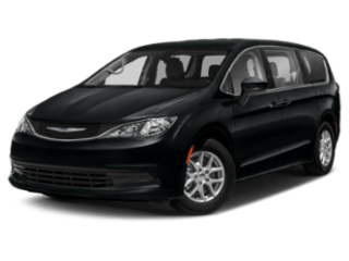 black chrysler pacifica