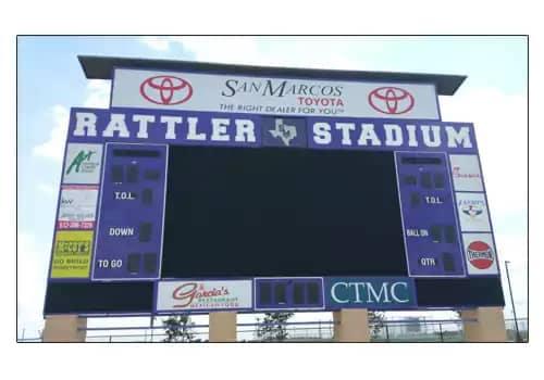 Rattlers-Stadium