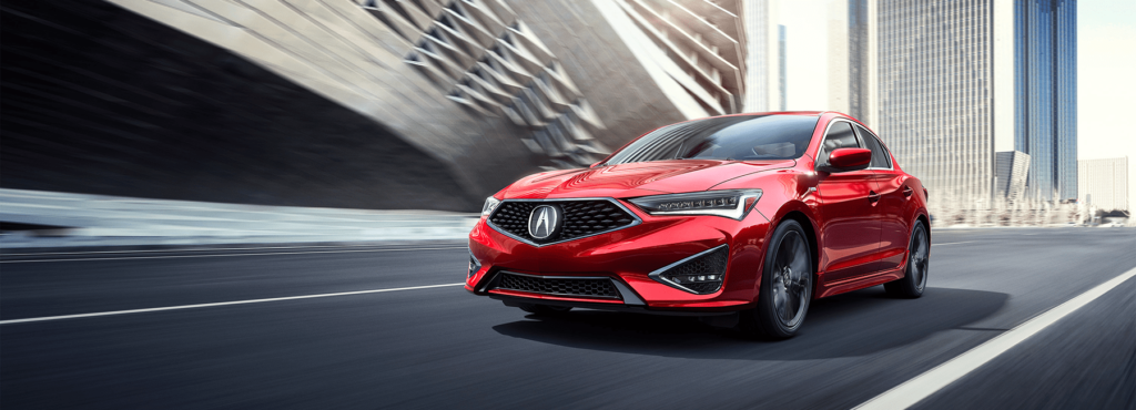 2019 ILX road red