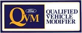 Ford QVM Logo