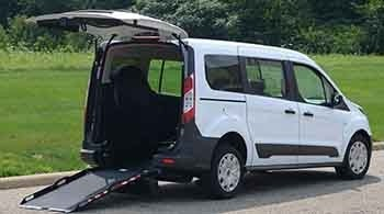 Transit Connect Mobility Van Small
