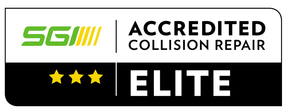 Accredited Collision Dealer
