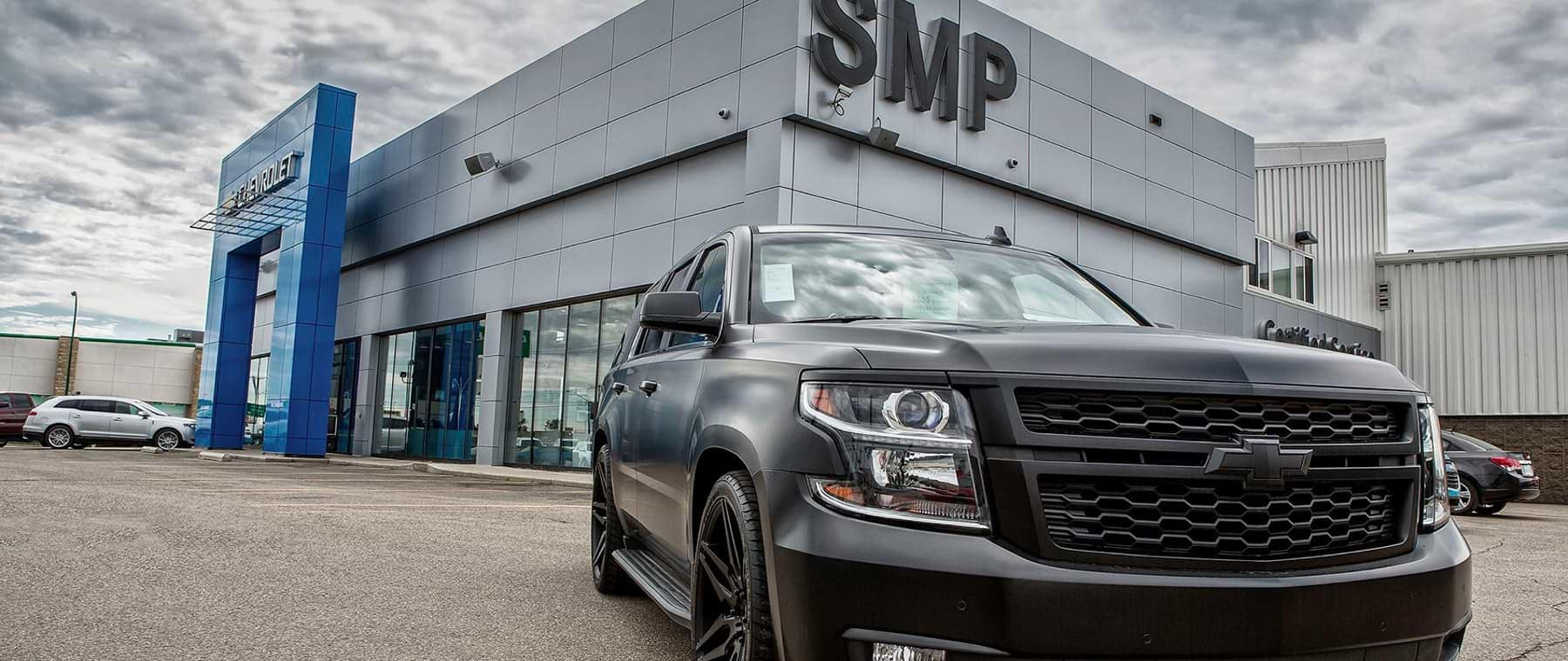 Photo of Saskatoon Motor Products Dealership