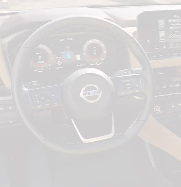 homepage - nissan steering wheel