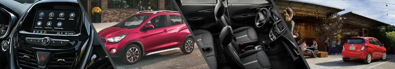 New 2019 Chevrolet Spark for sale in Lake Park FL