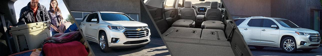 New 2019 Chevrolet Traverse for sale in Lake Park FL