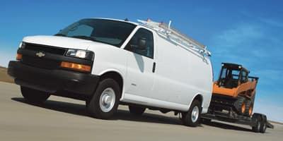 New Chevrolet Express Cargo Van for Sale Lake Park FL