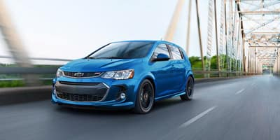 New Chevrolet Sonic for Sale Lake Park FL