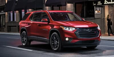 New 2019 Chevrolet Traverse for Sale Lake Park FL