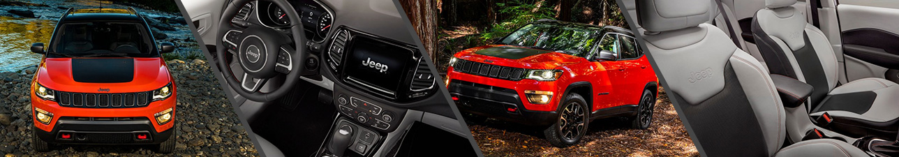 New 2017 Jeep Compass for sale in Delray Beach FL