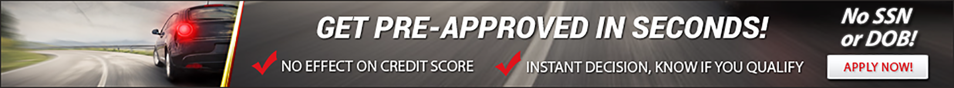 get approved banner
