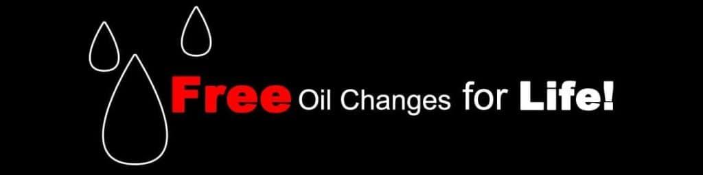 FREE_oil-change