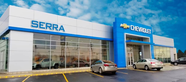 Serra Chevrolet Akron Chevrolet Dealer In Akron Oh