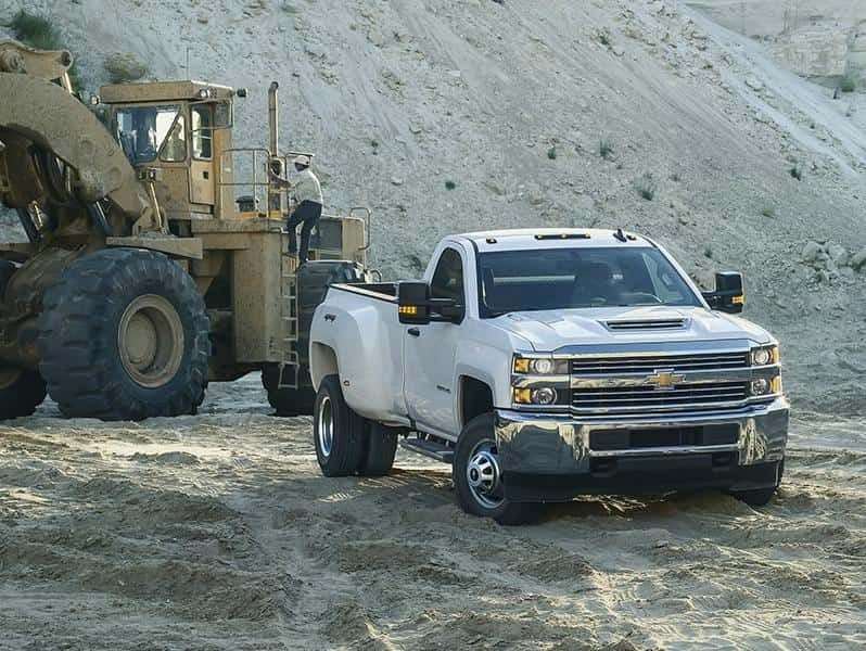 Heavy Duty Trucks