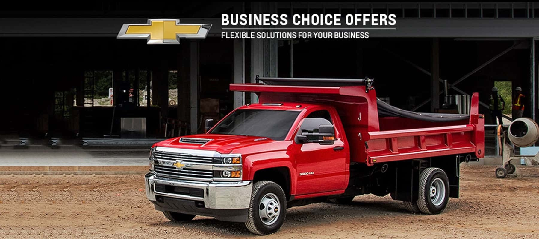 Chevrolet Business Choice Offers