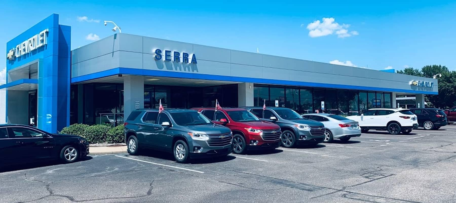 Serra Chevrolet Dealership