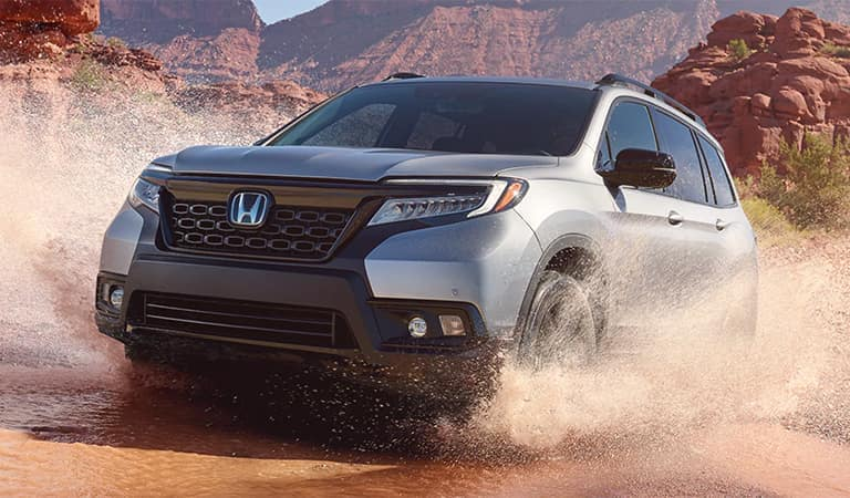 New 2020 Honda Passport Brighton %%di_state%%