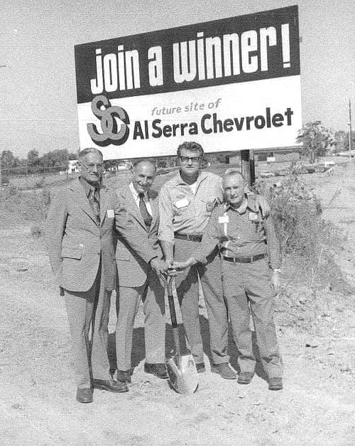 Serra Auto Group