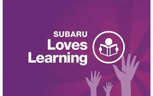 subaru loves learning