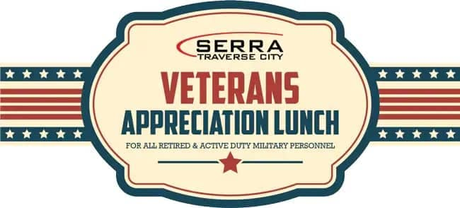 veterans lunch