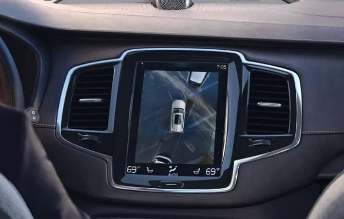 Volvo Safety Camera
