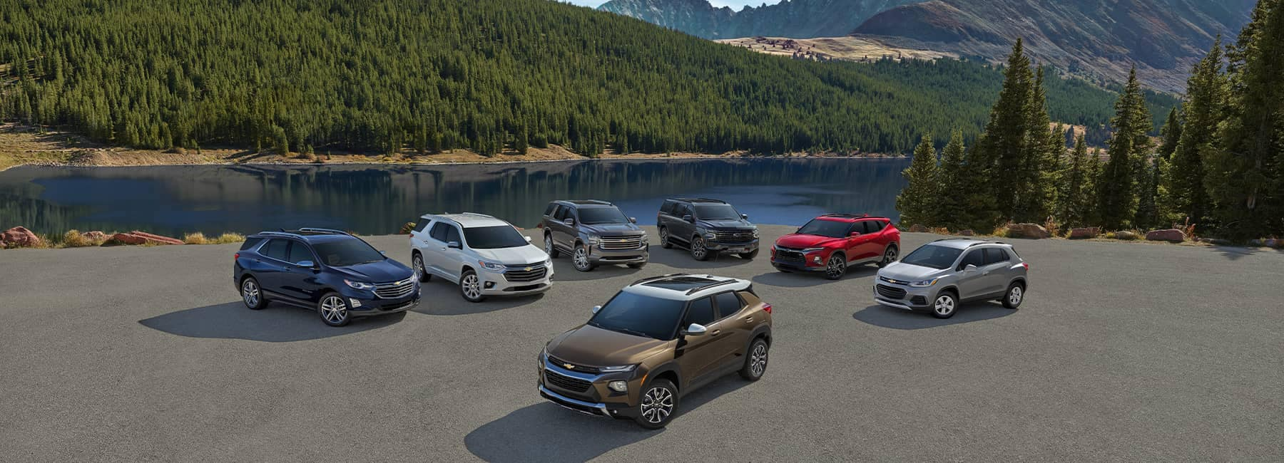 2020 Chevrolet SUV Lineup 2