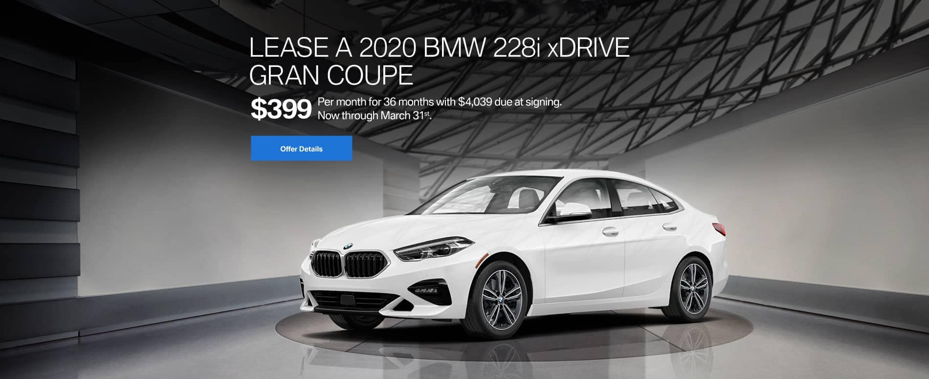 banner for BMW 228i xDrive