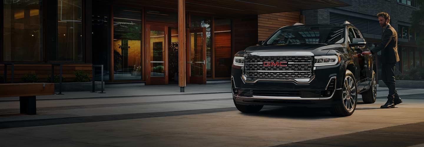 Welcome to Sewell Buick GMC of Midland