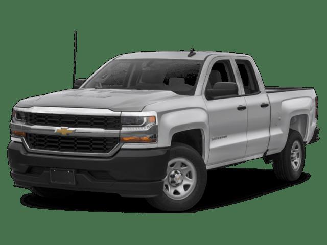 2019 Chevrolet Silverado 1500 Double Cab